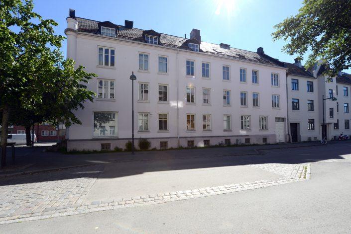 Fasade av Østersunds gate